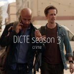 Scandinavian actor Fredrik Wagner as journalist in drama TV-series Dicte season 3 with Dar Salim & Dulfi Al-Jabouri