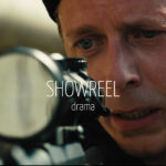 Scandinavian actor Fredrik Wagner in actors drama reel