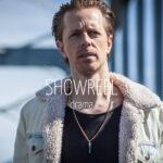 Scandinavian actor Fredrik Wagner in actors drama reel