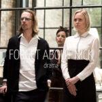 Scandinavian actor Fredrik Wagner as fashion designer in drama film Forget about Nick